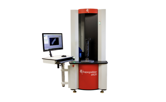 3D Automatic Laser Scanner